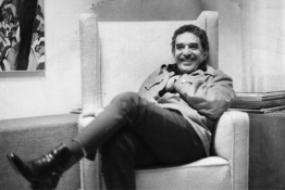 Gabriel Garcia Marquez died at his home in Mexico City on Thursday. He was 87.