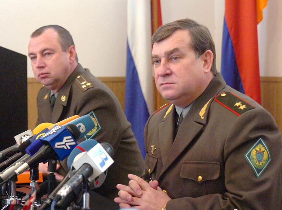 Սերգեյ Բոնդարեւը