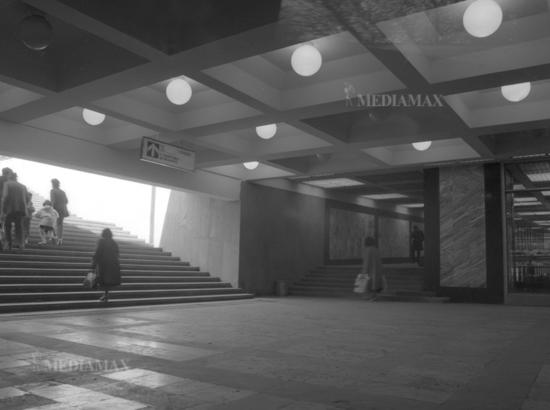 Подземный переход «Еритасардакан».