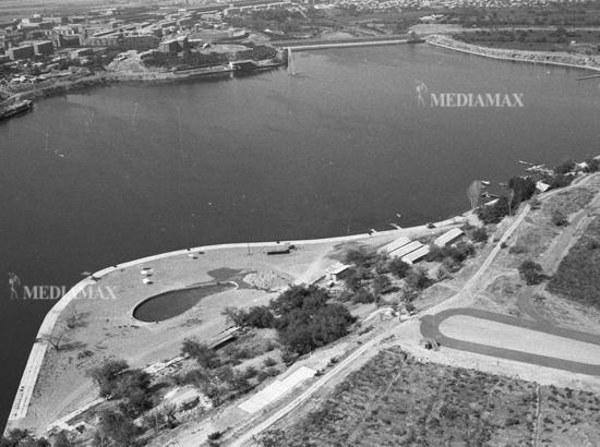 Ереванское озеро.