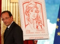 French citizens of Armenian origin offer Hollande to launch postage stamps dedicated to the 100th anniversary of Armenian Genocide