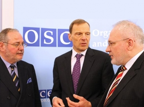 "Co-Chairs of the OSCE Minsk Group are concerned about the ""targeted killings of civilians"""