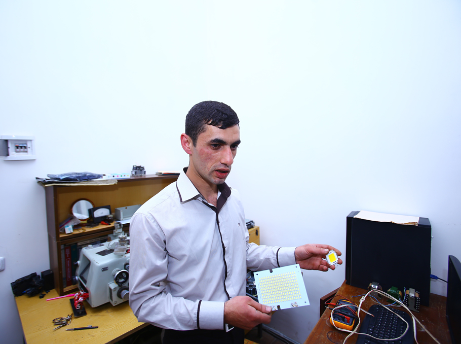 Գեւորգ Հովհաննիսյանը