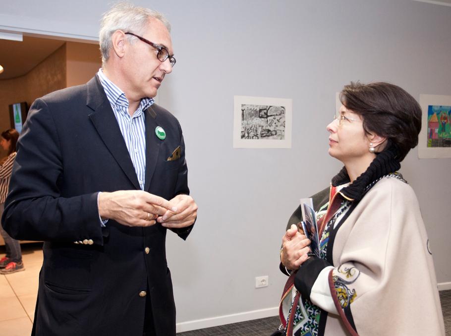 Մաթիաս Քիսլերը եւ Վերոնիկա Զոնաբենդը