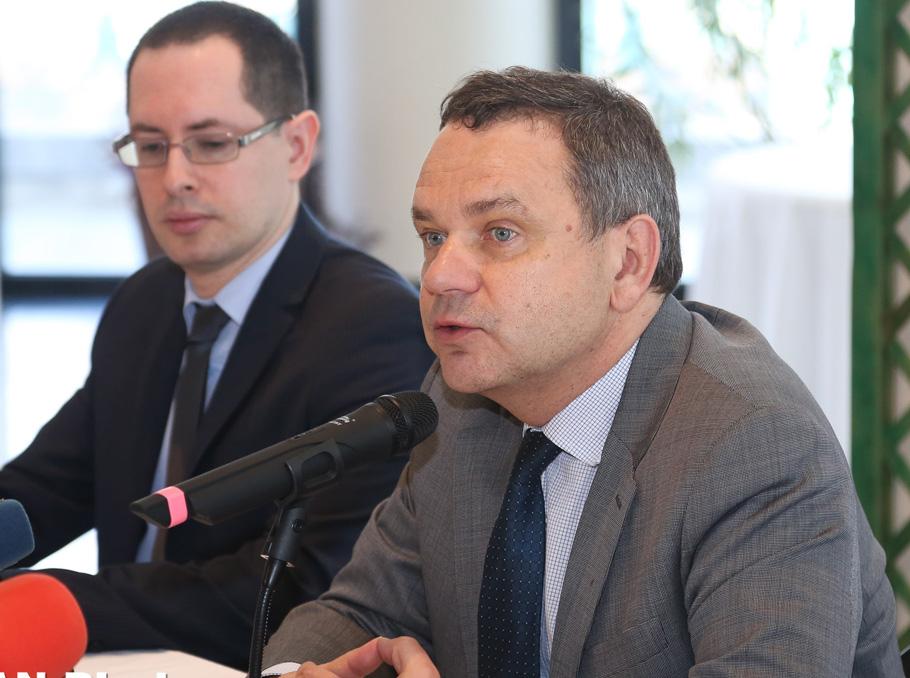 French Ambassador to Armenia Jean-Francois Charpentier
