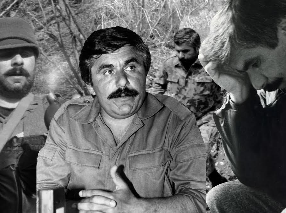 Шаген Мегрян: Война для спасения своих, а не убийства чужих