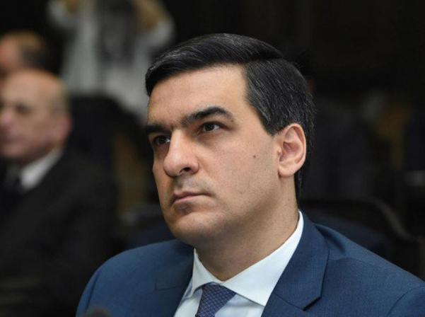 ՀՀ Մարդու իրավունքների պաշտպան Արման Թաթոյանը