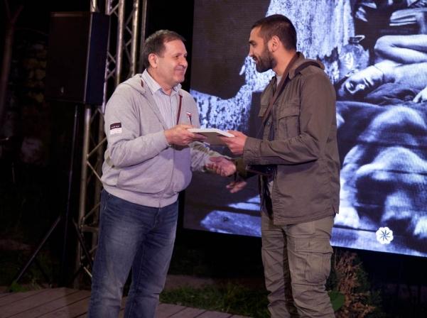 Завен Хачикян и Арег Балаян