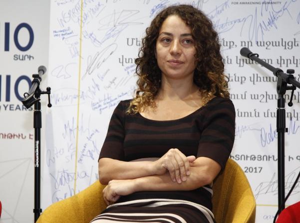 Армине Бархударян